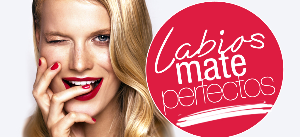 6 pasos para labios mate perfectos the beauty effect for Labios granates mate