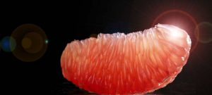 Toronja: la fruta que da luz