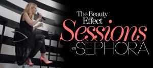 Beauty Sessions en Sephora