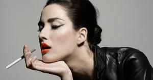 Como reparar la piel de fumadora