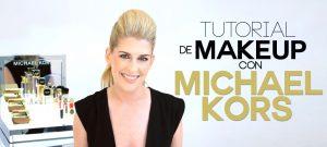 Tutorial de Makeup con Michael Kors