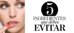 5 ingredientes que debes evitar
