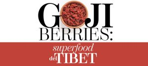 Goji Berries: SUPERFOOD del Tibet