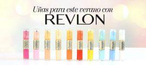Uñas para este verano con Sun Candy de Revlon