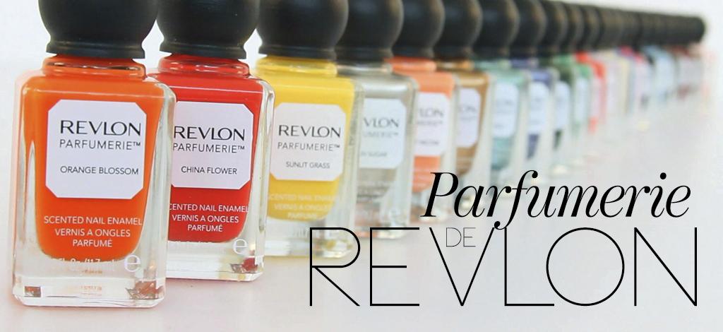 Parfumerie de Revlon
