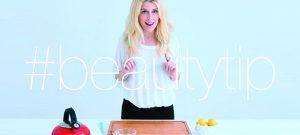 #BeautyTip Agua con limón en ayunas