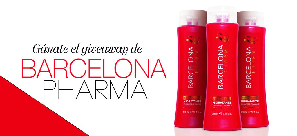 Giveaway Barcelona Pharma