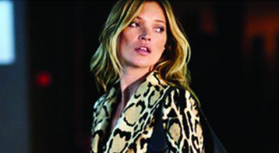Kate Moss protazoniza el filme para Gucci