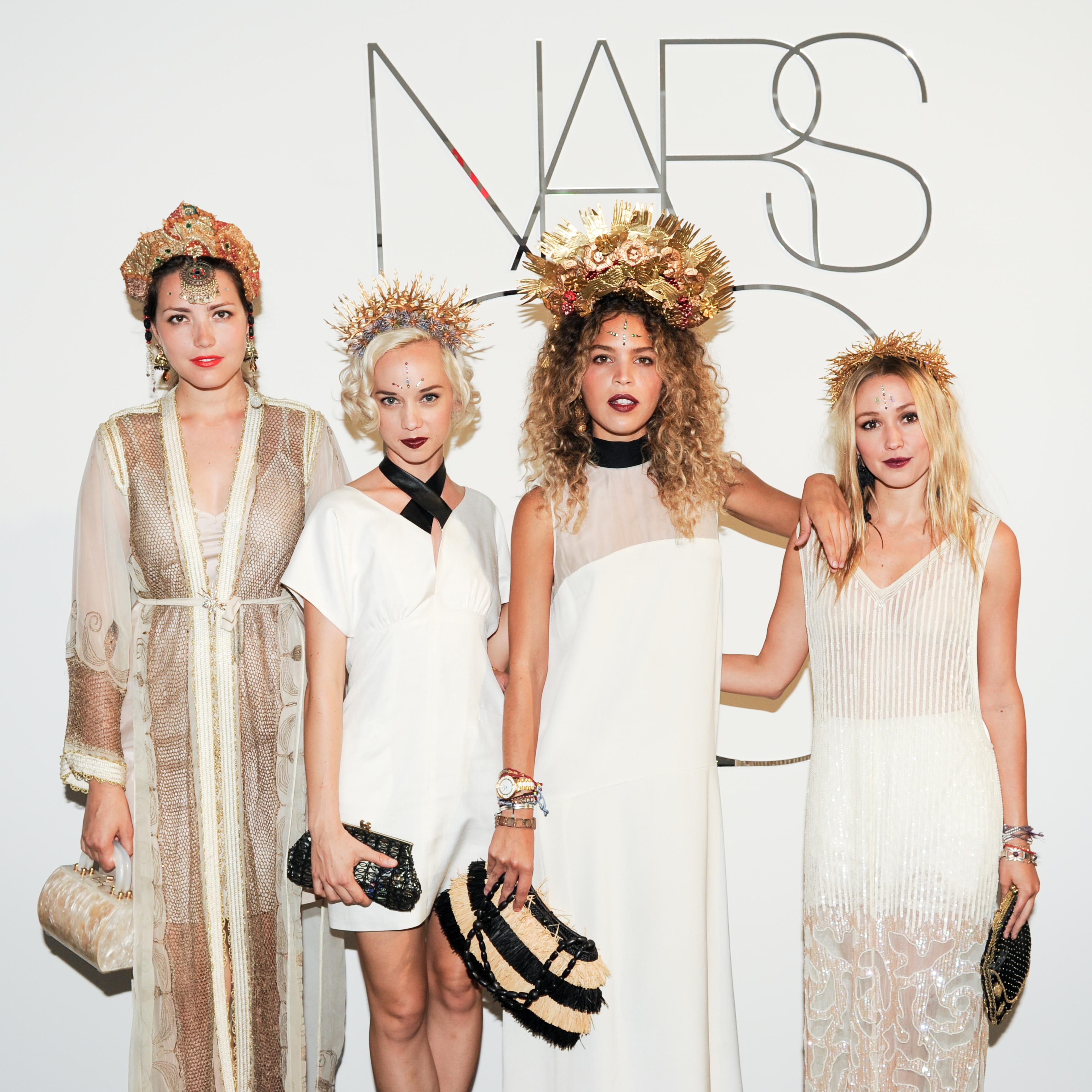 NARS AND BARNEYS NEW YORK CELEBRATE NARS 20TH ANNIVERSARY
