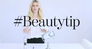 Beauty Tip cejas peinadas