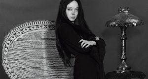 Los secretos de belleza de Morticia Addams