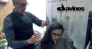 Cambio de look con Davines