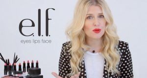 Tutorial red lips con ELF