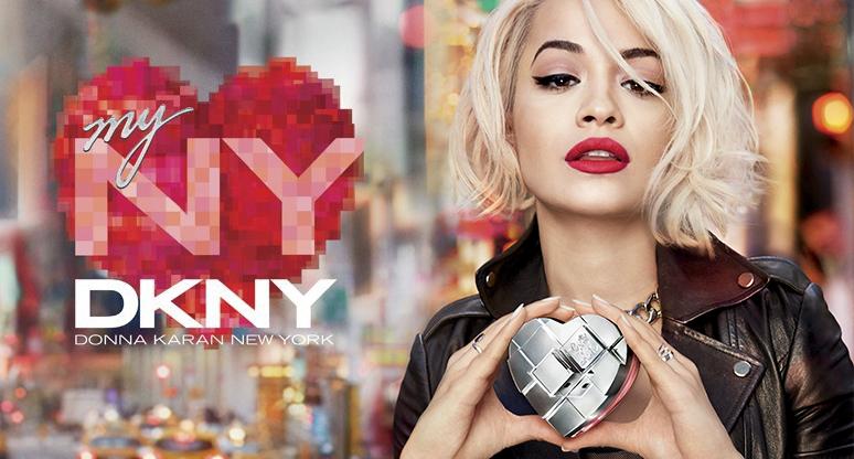 La esencia de ny en un perfume