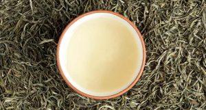 Los beneficios del té blanco