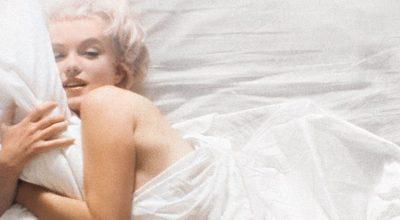 Marylin Monroe desnuda en cama