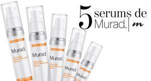 ¡Gánate uno de los 5 serums de Murad!