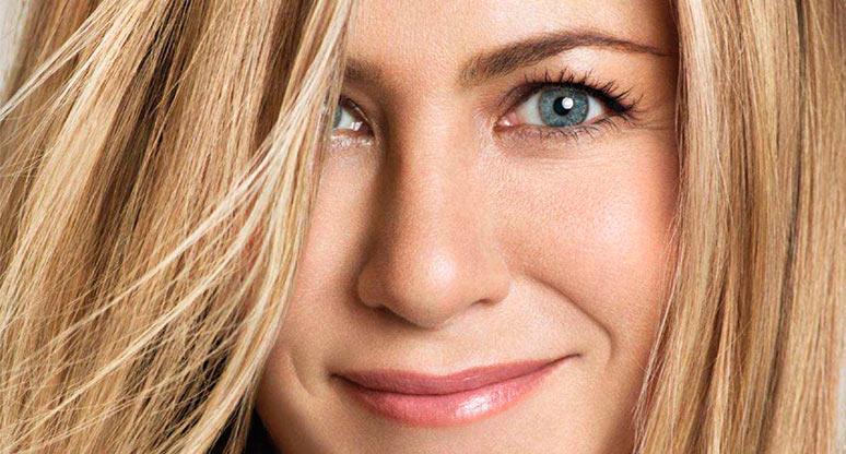 Platicamos con Jennifer Aniston y esto fue lo que nos conto