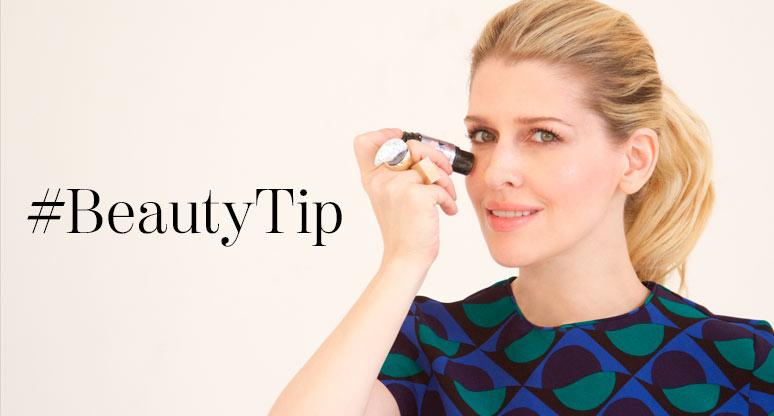 #BeautyTip Cómo aplicar iluminador
