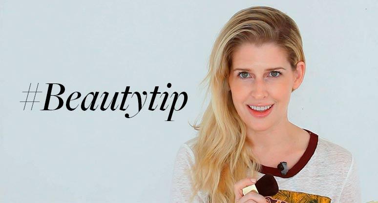 #BeautyTip Cómo aplicar bronzer