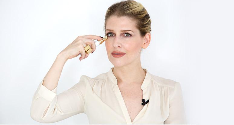 Tutorial: masaje de ojos para bolsas y ojeras
