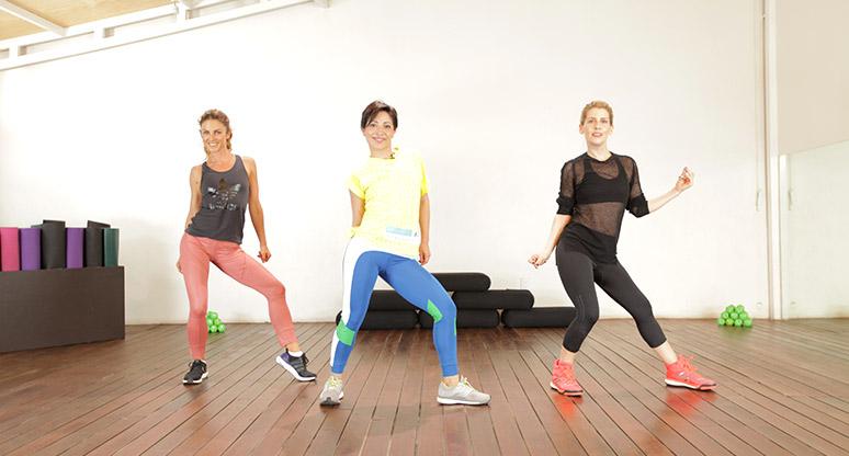 Fitness Sessions: Sersana Move