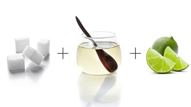 azucar-aceite-limon