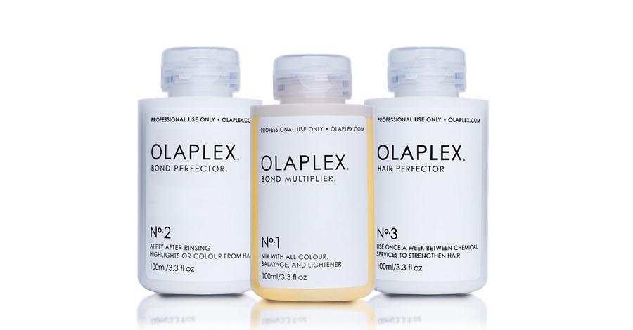 Envases de Olaplex
