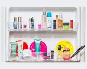 productos guardados en el refri