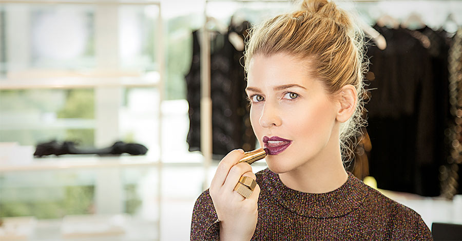 Tutorial lips con H&M Beauty