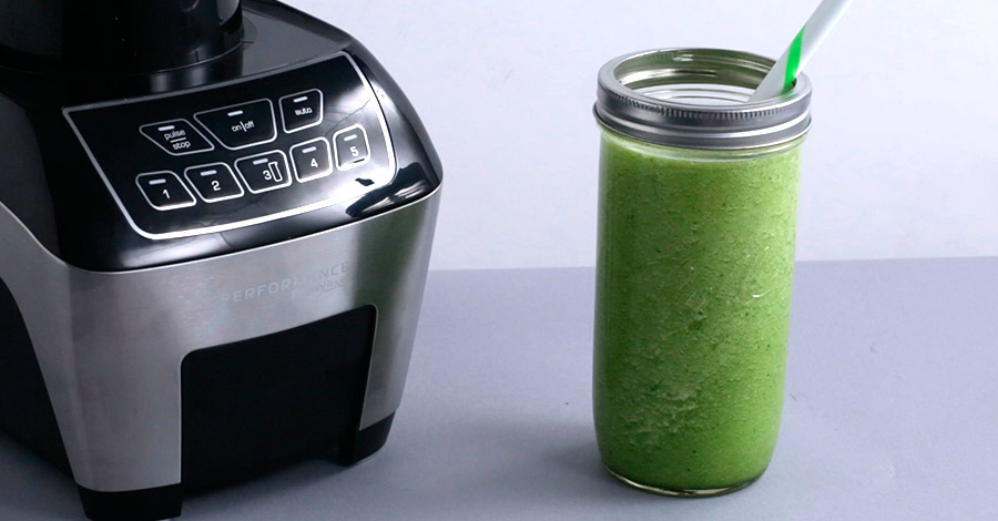 DIY jugo verde