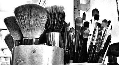 Brochas makeup