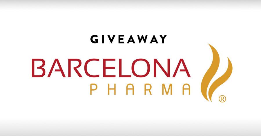 Giveaway-Barcelona-Pharma