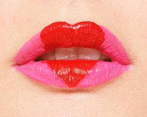 lipsticks rojos y lipsticks rosas