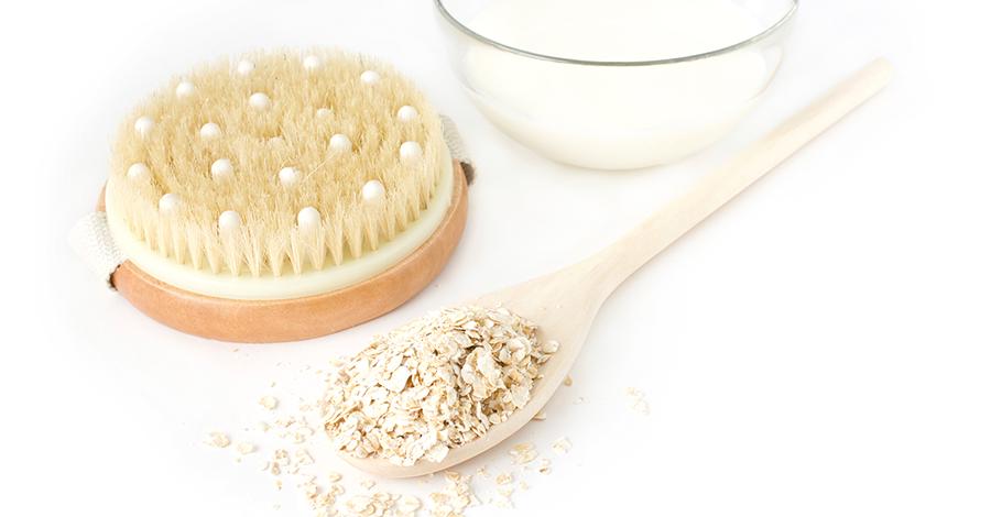 Prepara tu exfoliante con estos ingredientes