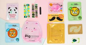 Productos de belleza asiaticos
