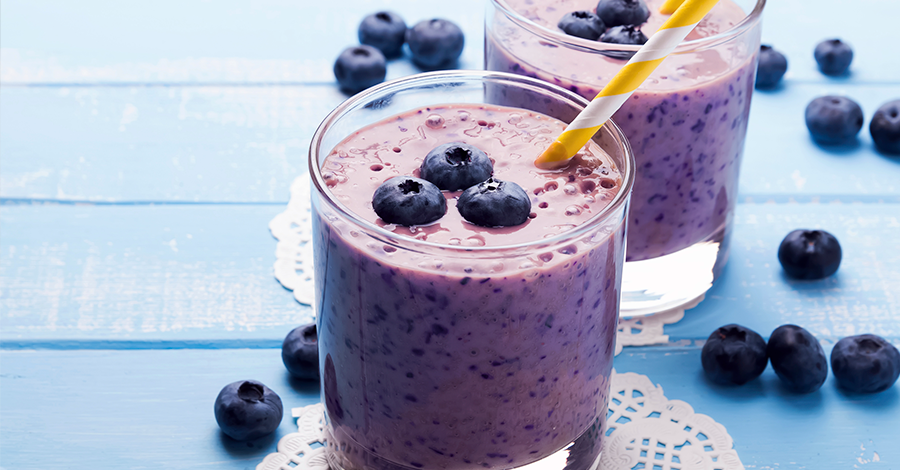 Smoothie anti imperfecciones