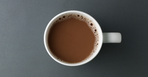 Chocolate caliente detox
