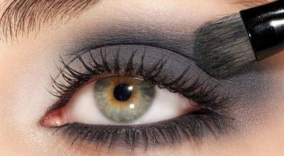 brochas para maquillar los ojos
