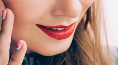 maquillaje en San Valentín