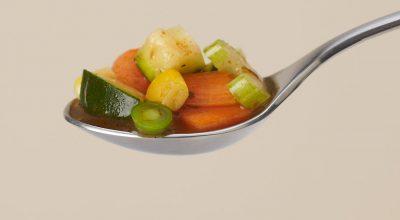 Vitaminas en la sopa