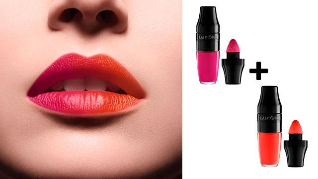 Gardient Lips