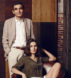 Adolfo y Adriana Dominguez