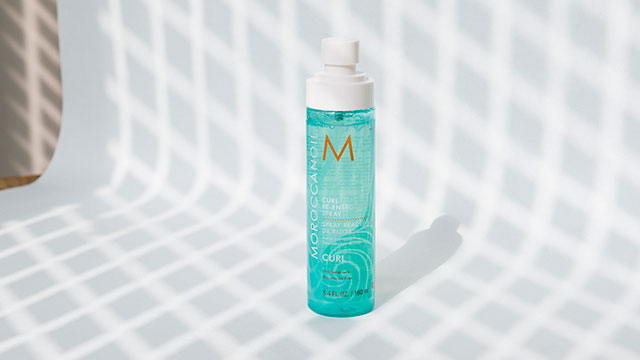 Curl re energizing spray morocccanoil
