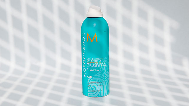Curl Cleansing Conditioner Moroccanoil