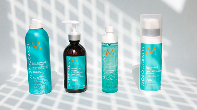 Curl Collection Moroccanoil