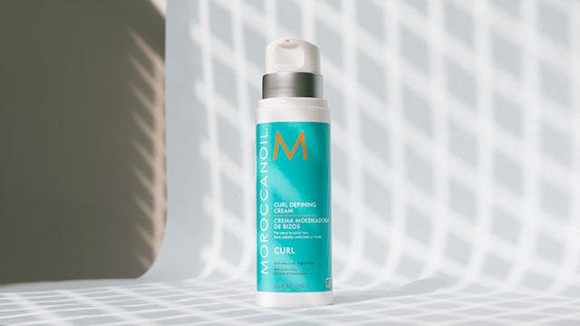 Curl defining cream moroccanoil