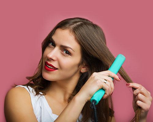 Peinados que puedes hacerte con la plancha