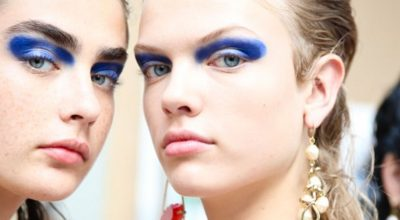 Beauty trends de Fashion week