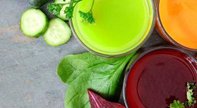 como hacer un jugo sano